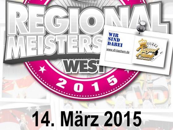 Regional Meisterschaft 2015